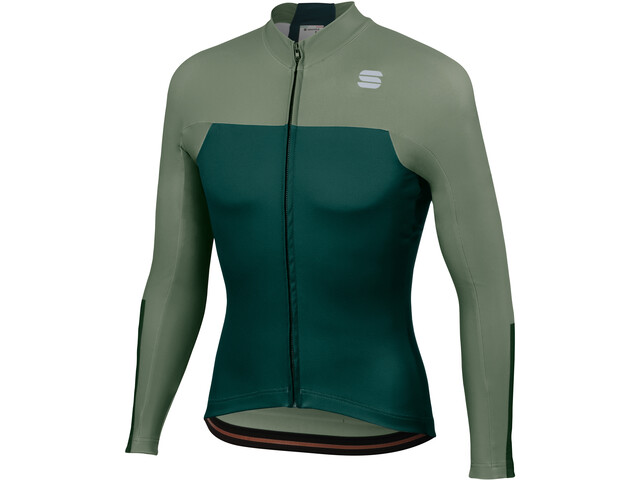 Sportful Bodyfit Pro LS Thermal Jersey Men green/dry green